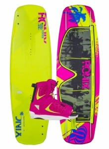 PACHET WAKEBOARD RONIX 2015 QUARTER TIL MIDNIGHT WAKEBOARD + LUXE BOOTS