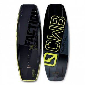PLACA WAKEBOARD CWB 2015 FACTION
