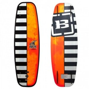 PLACA WAKEBOARD BYERLY 2015 FELIX