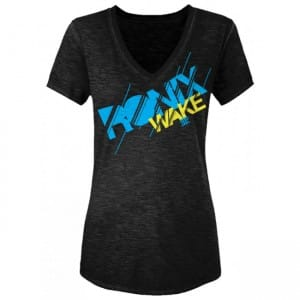 TRICOU WAKEBOARD RONIX 2015 DOWNSTAIRS V-NECK