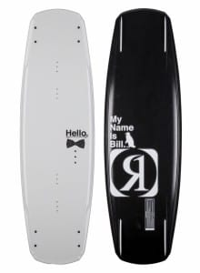 PLACA WAKEBOARD RONIX 2015 FIBRA STICLA BILL ATR