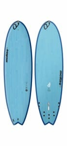 PLACA SURF FANATIC 2015 MOONSHINE BAMBOO