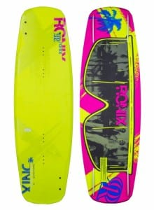 PLACA WAKEBOARD RONIX 2015 FIBRA STICLA5 QUARTER TIL' MIDNIGHT