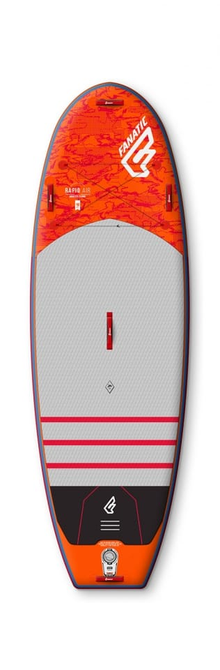 PLACA SUP GONFLABILA FANATIC 2016 RAPID AIR 9'6'' - STAND UP PADDLEBOARD