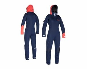 COSTUM NEOPREN ION 2016 ENVEE DRYSUIT 4/3 DL